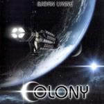 Colony album cover.
