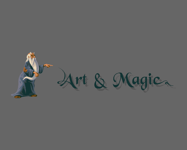 File:Agony Art & Magic logo.png