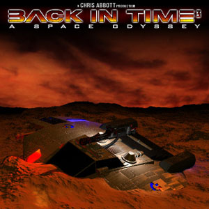 Back In Time³ album cover.