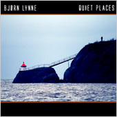 Quiet Places album cover.