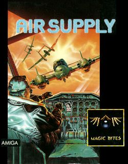 Air Supply box scan