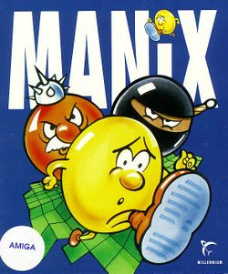 Manix box scan