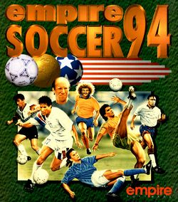 Empire Soccer 94 box scan