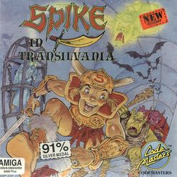 Spike In Transilvania box scan