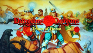 Dungeons & Dragons marquee.