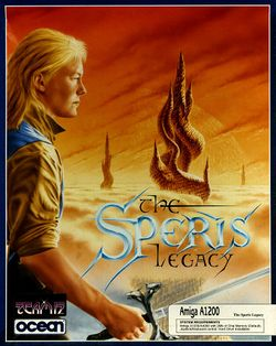 The Speris Legacy box scan