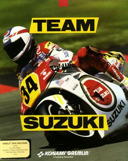 Team Suzuki box scan