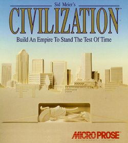 Civilization box scan