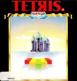 Tetris box scan