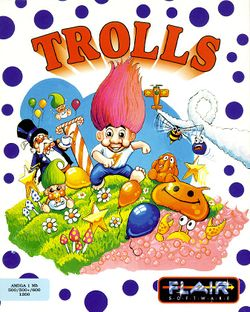 Trolls box scan