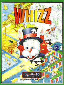 Whizz box scan