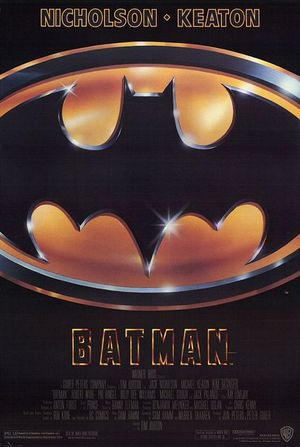 Batman theatrical poster.