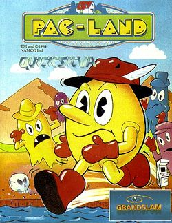 Pac-Land box scan