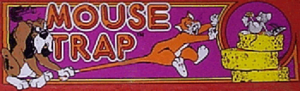 Mouse Trap marquee.