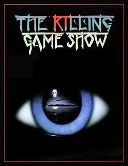 The Killing Game Show box scan