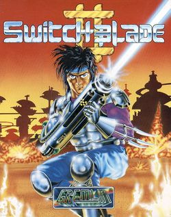 Switchblade II box scan
