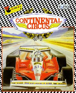 Continental Circus box scan
