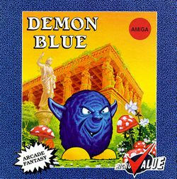 Demon Blue box scan