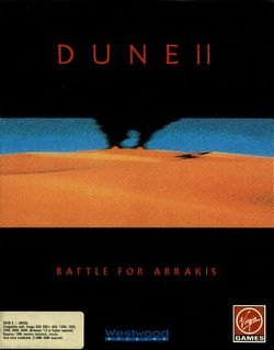 Dune II box scan