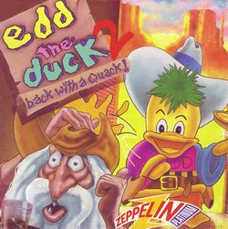 Edd the Duck 2 box scan