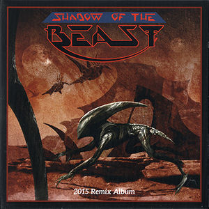 Shadow of the Beast - 2015 Remix Album cover.