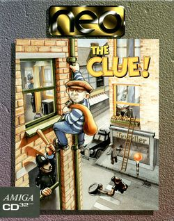The Clue! (CD³²) box scan