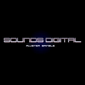 Sounds Digital album cover.