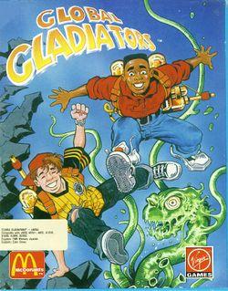 Global Gladiators Wiki