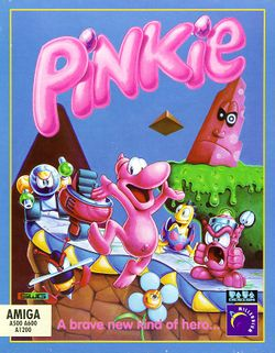 Pinkie box scan