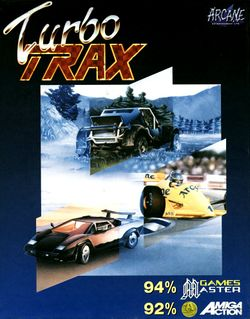 Turbo Trax box scan