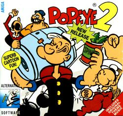 Popeye 2 box scan