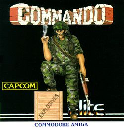 Commando box scan