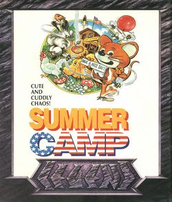 Summer Camp box scan