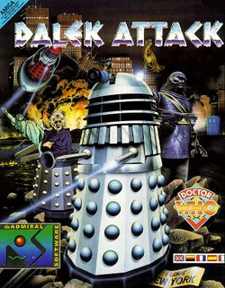 Dalek Attack box scan