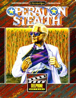 Operation Stealth box scan