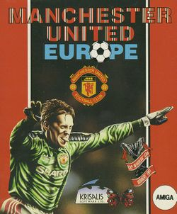 Manchester United Europe box scan