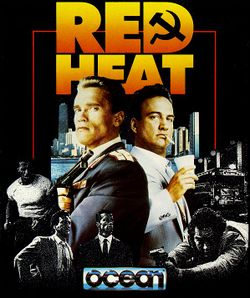 Red Heat box scan