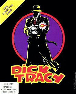 Dick Tracy box scan