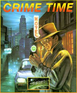 Crime Time box scan