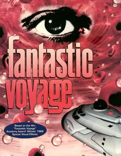 Fantastic Voyage box scan