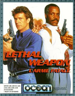 Lethal Weapon box scan