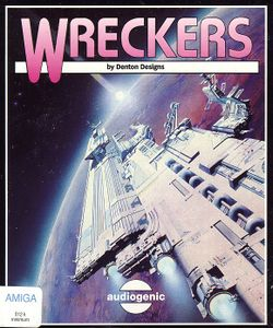 Wreckers box scan