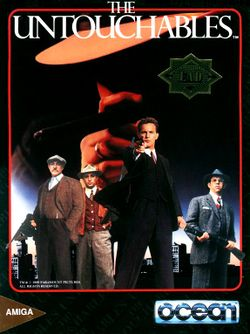 The Untouchables box scan