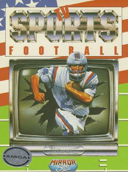 TV Sports: Football box scan