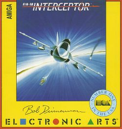 F/A-18 Interceptor box scan