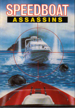 Speedboat Assassin box scan