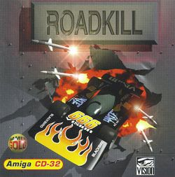 Roadkill box scan