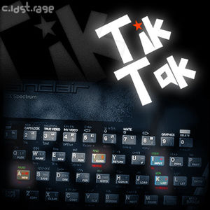 Tik Tak album cover.