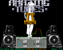 Amazing Tunes II screenshot