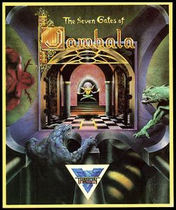 The Seven Gates of Jambala box scan